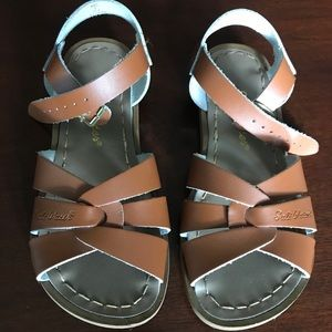 Salt Water Sandals by Hoy, Size 1
